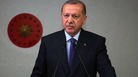 Cumhurbaşkanı Erdoğan, BAE Ulusal Güvenlik Danışmanı Al Nahyan'ı kabul etti