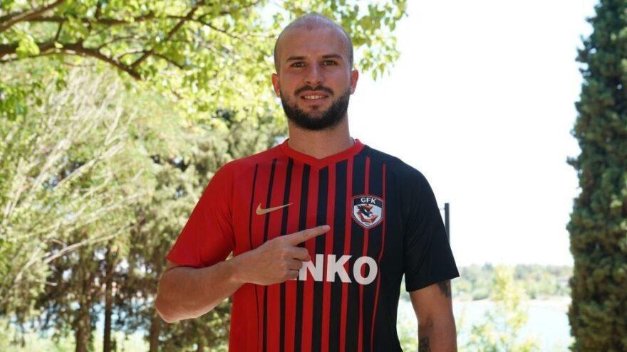 Joao Figueiredo Gaziantep FK'da