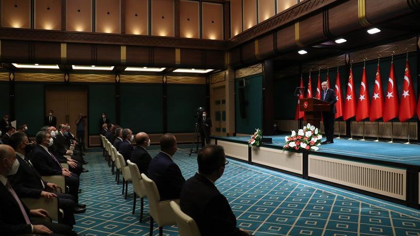 Ertelenen kabine toplantısı ne zaman yapılacak? Cumhurbaşkanı Erdoğan açıkladı