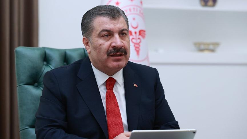 Sağlık Bakanı Koca, 5 ildeki yeni gelişmeyi duyurdu