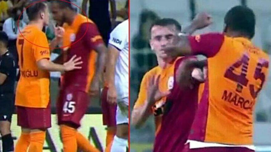 Galatasaray'dan Marcao açıklaması: 'Çalışmalarını takımdan ayrı sürdürecek'