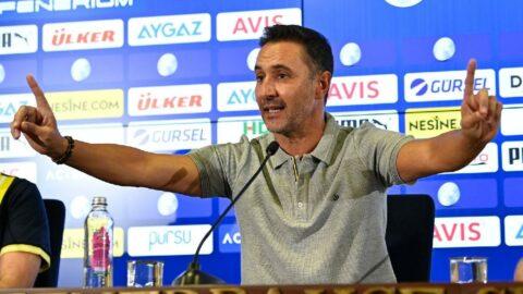 Vitor Pereira: Gol atan forvet istiyorum