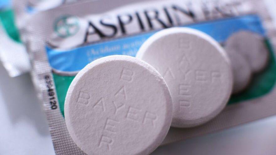 """""""Aspirin, meme kanseri tedavisinde kullanılabilir"""""""