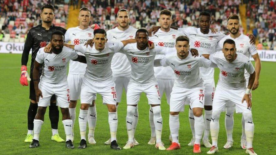 Sivasspor'un rakibi Kopenhag