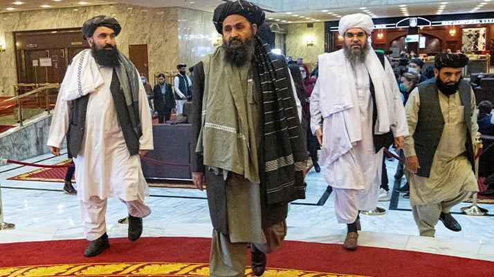 Afganistan Merkez Bankası'nın 10 milyar dolarlık varlığı Taliban'a mı kaldı?