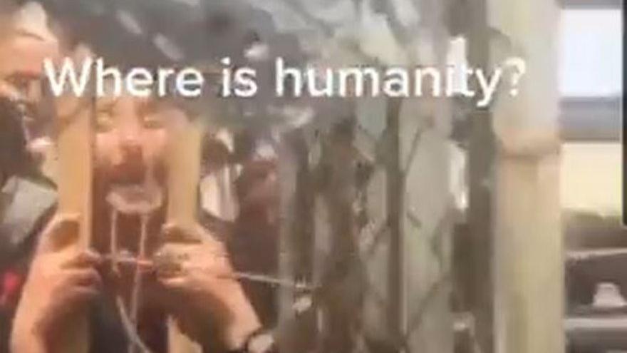 Afganistan'da kan donduran feryat: Havalimanı girişinde, 'Yardım edin, Taliban benim peşimde' diye bağırdı
