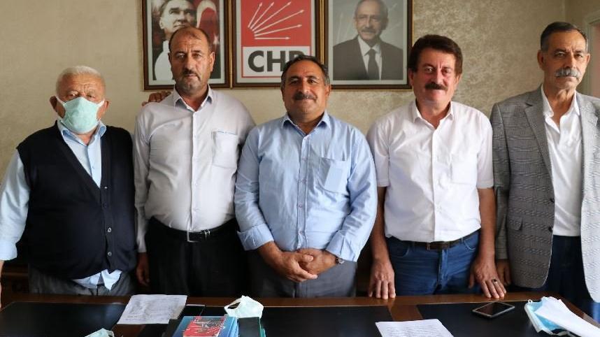 CHP'li 3 ilçe başkanı istifa etti