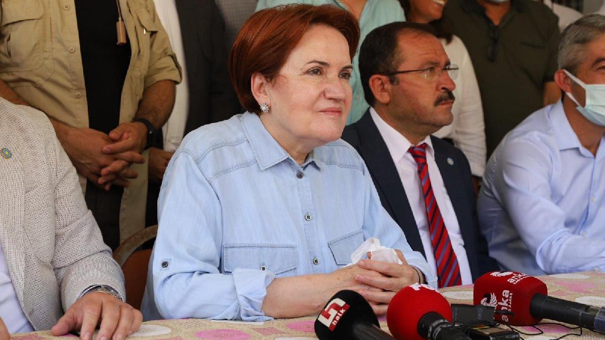 Meral Akşener'den Erdoğan'a sert tepki: Kimden izin aldın?