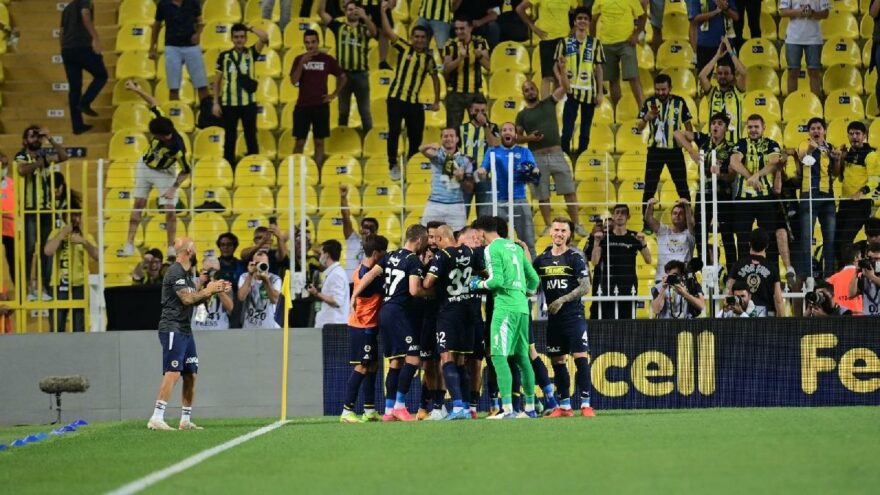 Fenerbahçe, Helsinki'yi Muhammed Gümüşkaya ile devirdi: 1-0