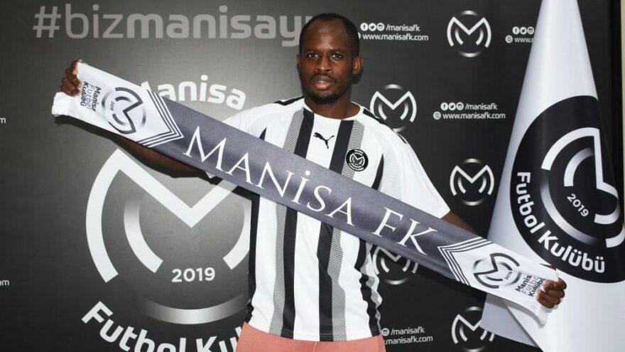 Manisa FK, Tabekou'yu kiraladı