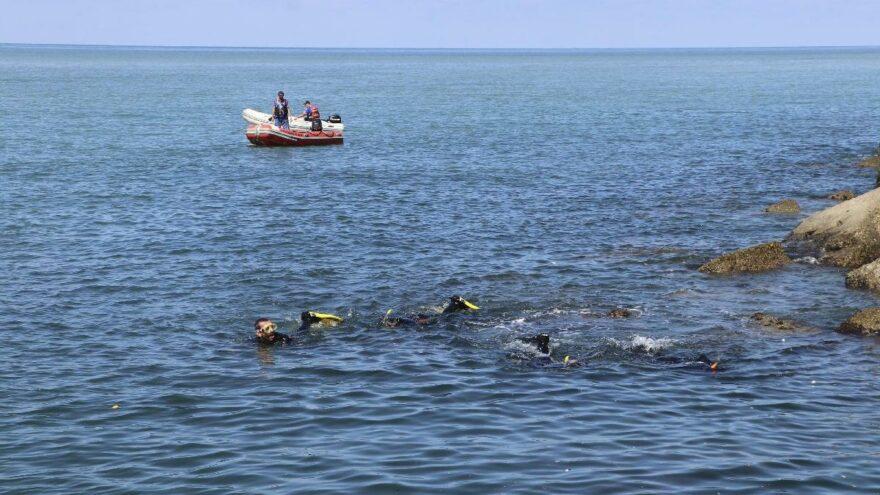 Sel kayıpları Karadeniz'de aranıyor