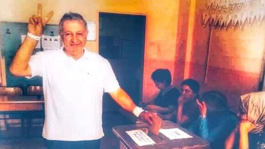 CHP ilçe teşkilatı üyesi kansere yenik düştü
