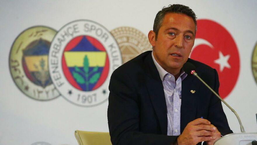 Fenerbahçe Başkanı Ali Koç'tan transfer açıklaması: 'Hesabı doğru yapabilirsek…'