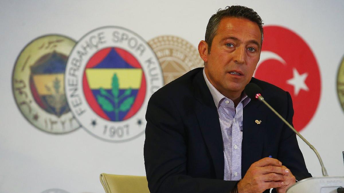 Fenerbahçe Başkanı Ali Koç'tan transfer açıklaması: 'Hesabı doğru yapabilirsek...'