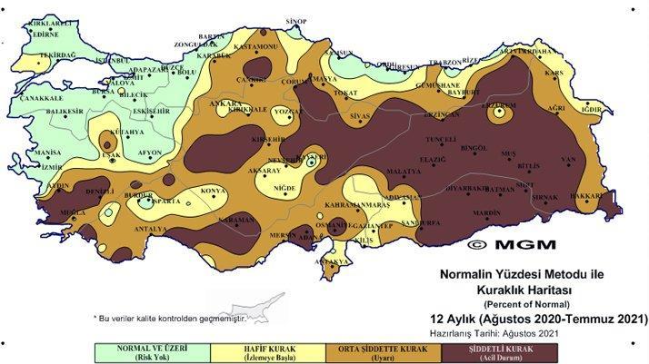 Meteoroloji'den korkutan haritalar… Tehdit büyüyor