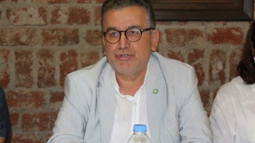 Tahliye edilen İYİ Parti Yalova İl Başkanı istifa etti