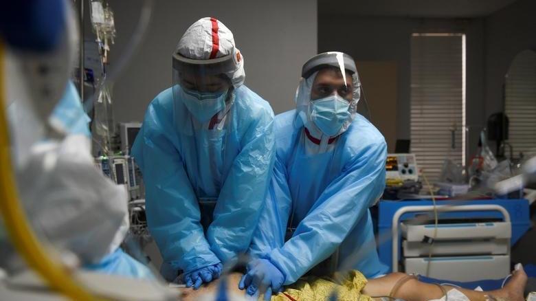 ABD'de hastanelerde yatak sıkıntısı başladı
