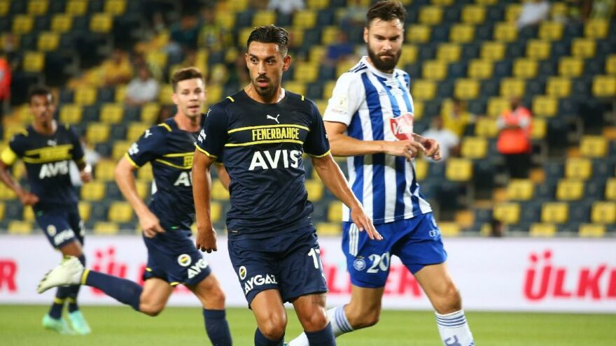 Fenerbahçe'de sakat futbolcular listesi kabarıyor: İrfan Can Kahveci