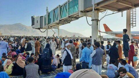 Kabil'den yaklaşık 7 bin sivil tahliye edildi