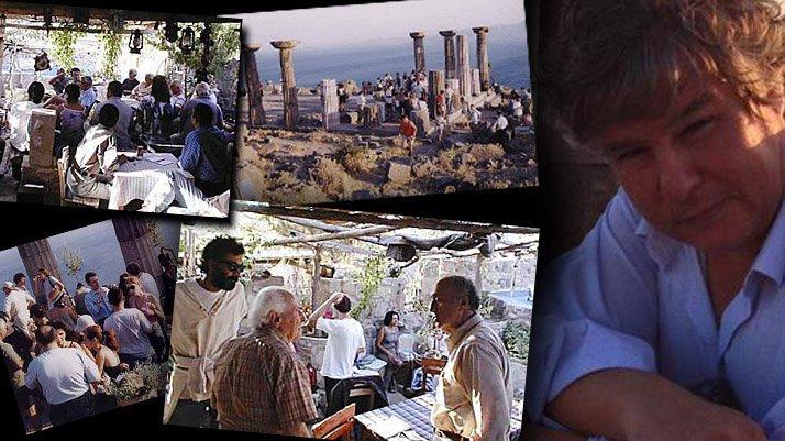 Assos'ta Felsefe, Aristoteles'in mekanında 21'inci kez toplanıyor
