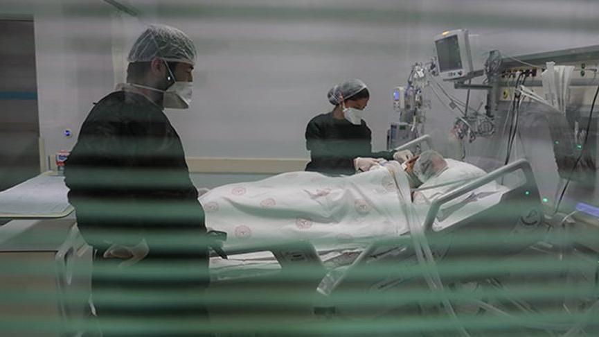 Tabip odası duyurdu: Devlet hastanesinde 24 saatte 23 kişi coronadan hayatını kaybetti