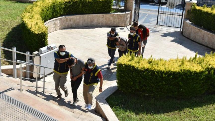 Marmaris'te lunapark saldırısında 4 tutuklama