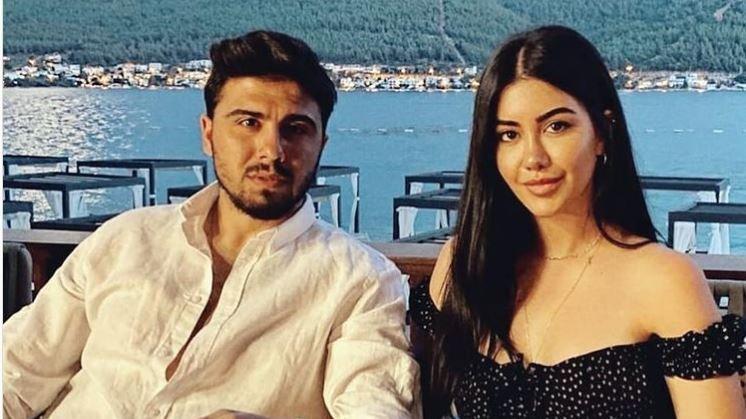 Ozan Tufan'ın eşi Rojin Haspolat Tufan'dan Fenerbahçe'ye veda