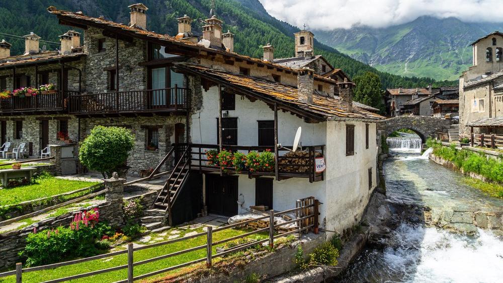 İtalya'dan şehirden köye göç için teşvik