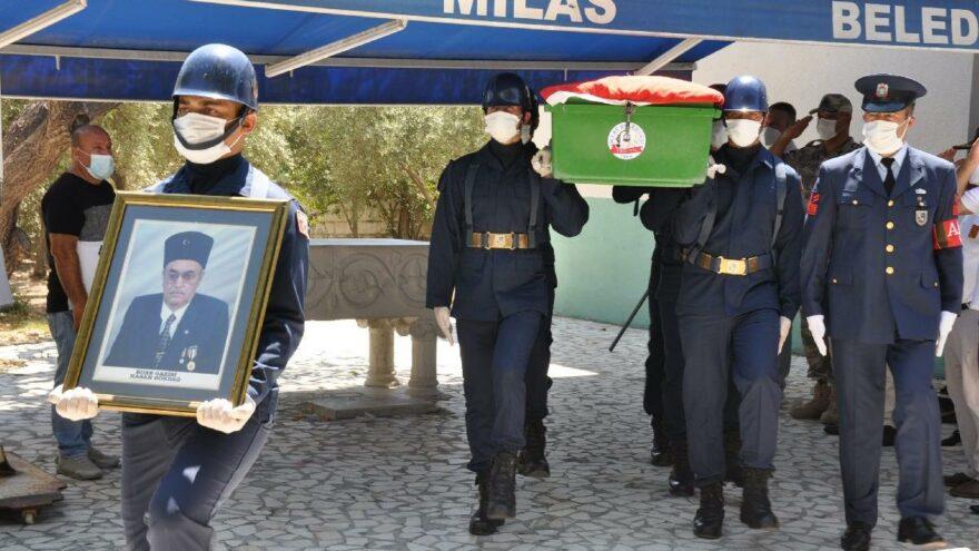 92 yaşındaki Kore Gazisi Gökdağ hayatını kaybetti