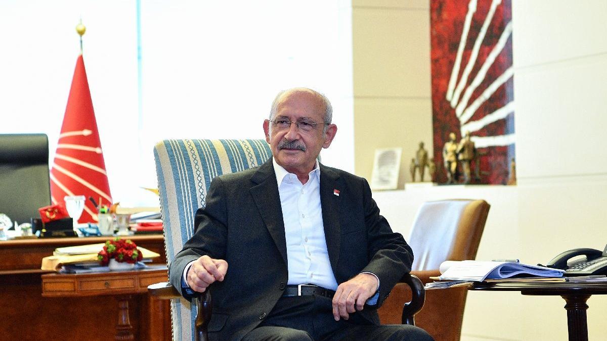 Kılıçdaroğlu: Erdoğan'ın halleri endişe verici, iktidar güvenoyu almalı