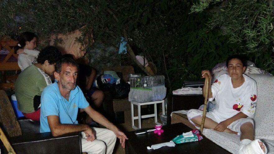 Pandemide önce işten sonra evden atıldılar! Tarlada yaşam mücadelesi