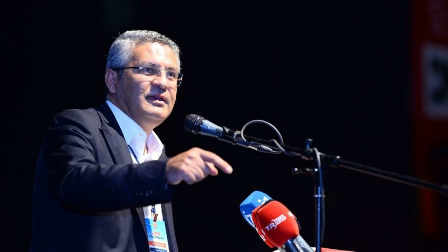 Oğuz Kaan Salıcı: O 340 milyon dolar İzmir'e gelecek