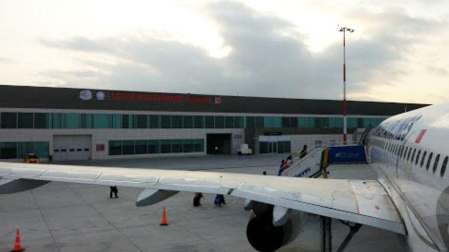 Zafer Havalimanı'nda 7 aylık zarar 4 milyon euro