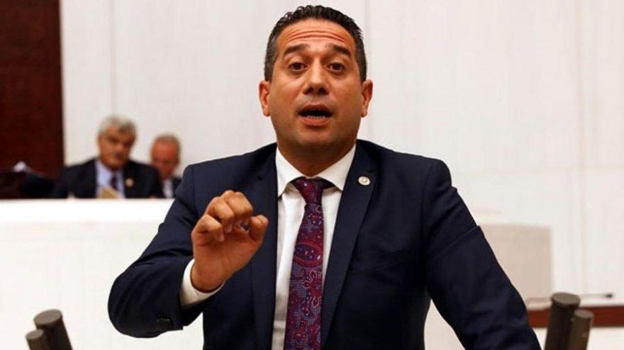CHP'li vekilden Saray'ın harcamalarına tepki