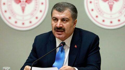 Sağlık Bakanı Fahrettin Koca: Yeni bir kapanma gündemde yok