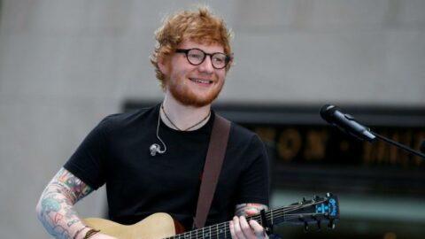 Ed Sheeran'ın telefonsuz hayatı sağlık sistemi nedeniyle son buldu