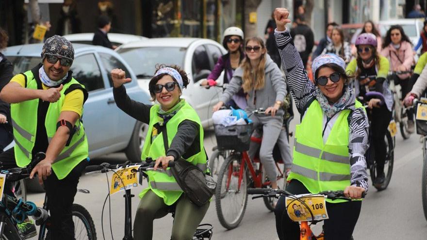 Eskişehir bisiklet şehrine dönüşüyor