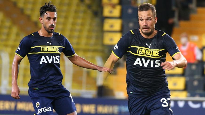 Fenerbahçe'den İrfan Can Kahveci ve Filip Novak'ın sakatlıklarıyla ilgili açıklama