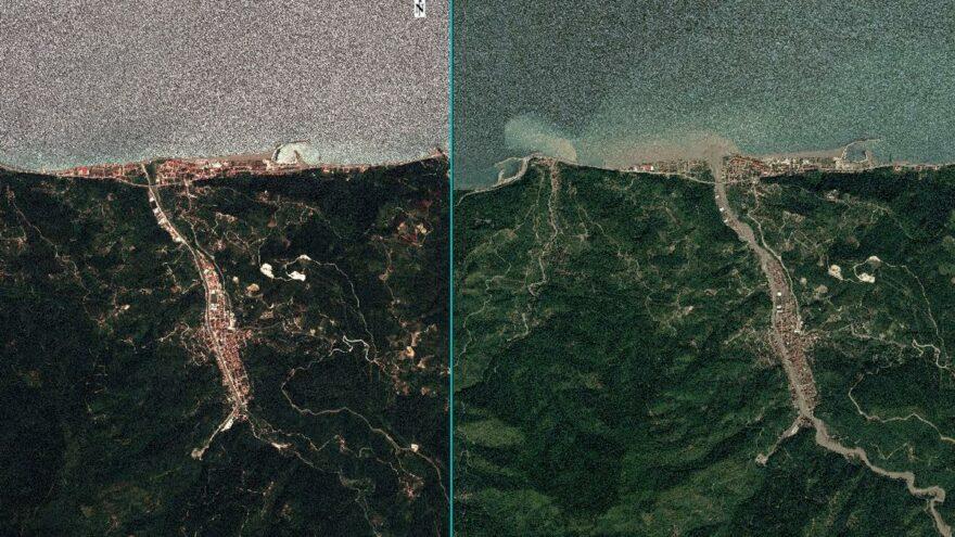 İTÜ'lü bilim insanları Bozkurt'taki sel felaketinin sebebini açıkladı