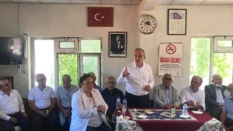 İYİ Partili vekil: 700 yıllık köyün su havzası üzerine mermer ocağı kurulmak isteniyor