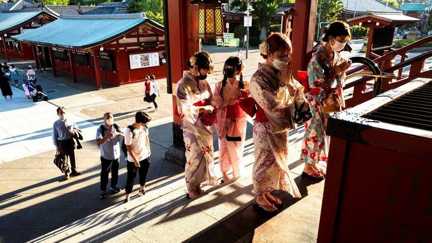 Japonya'da vaka sayıları rekor kırmaya devam ediyor