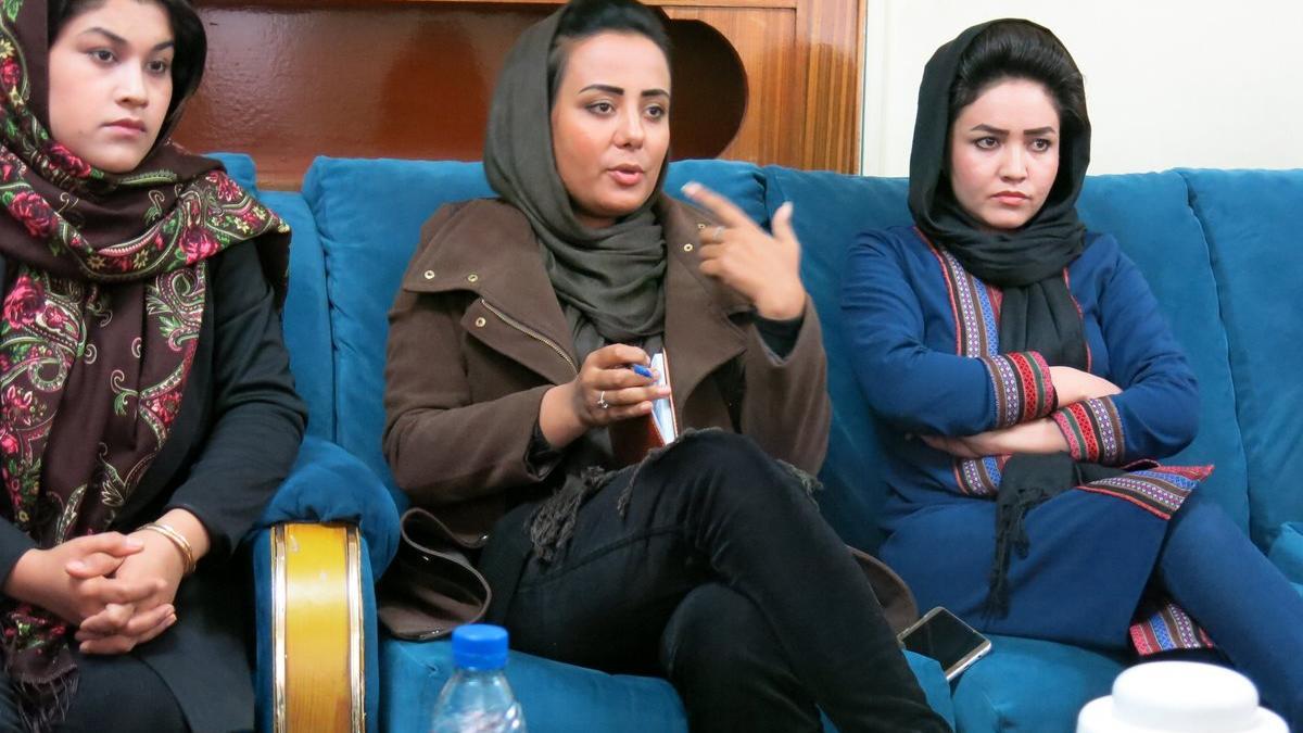 Taliban yönetimi sonrası, bir günde hepsi işten kovuldu