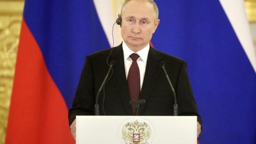 Putin'den Afganistan açıklaması