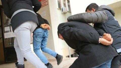 PKK'nın cezaevleri yapılanmasına operasyon