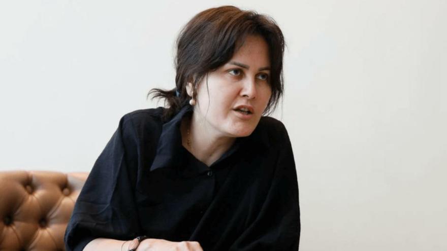 Afgan yönetmen Sahraa Karimi, Taliban yönetiminden kaçışını anlattı