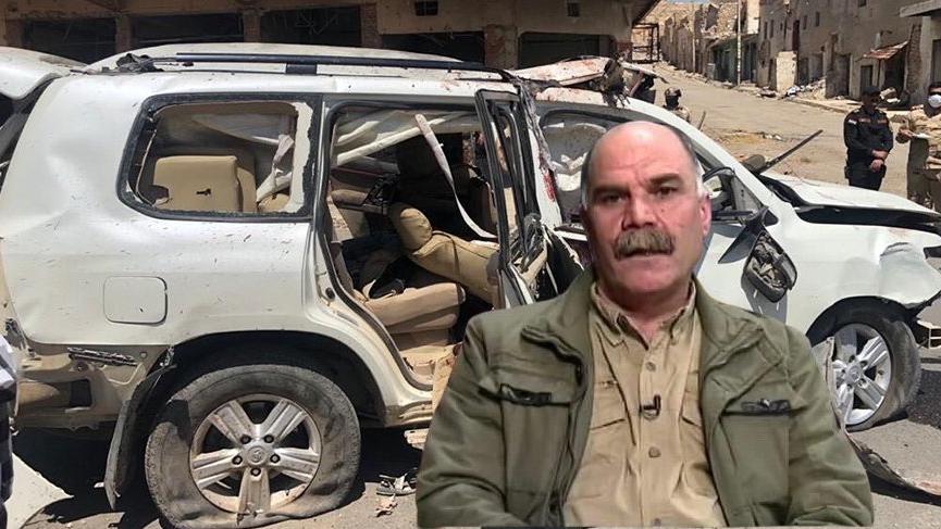 PKK'nın Sincar'daki kritik ismine MİT'ten nokta operasyonu
