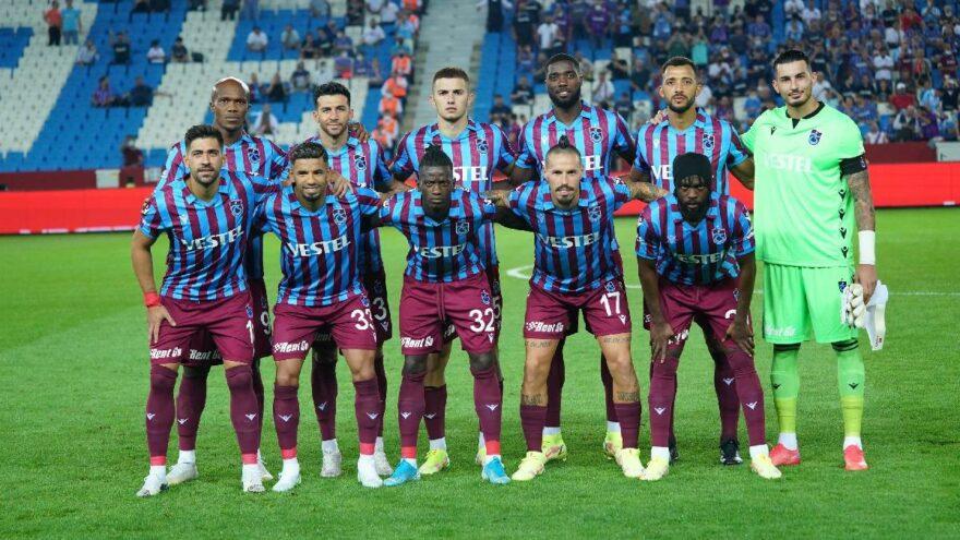 Trabzonspor'da hedef önce Sivas, sonra Roma