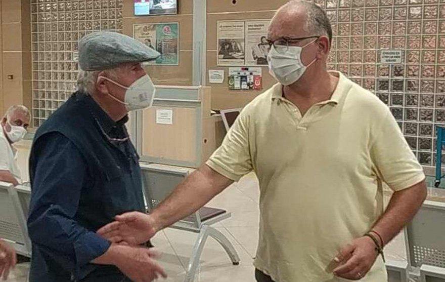 85 yaşındaki İlhan Kılıç, adliyeye güçlükle geldi. Tutuklanıp Silivri Cezaevi'ne gönderildi.