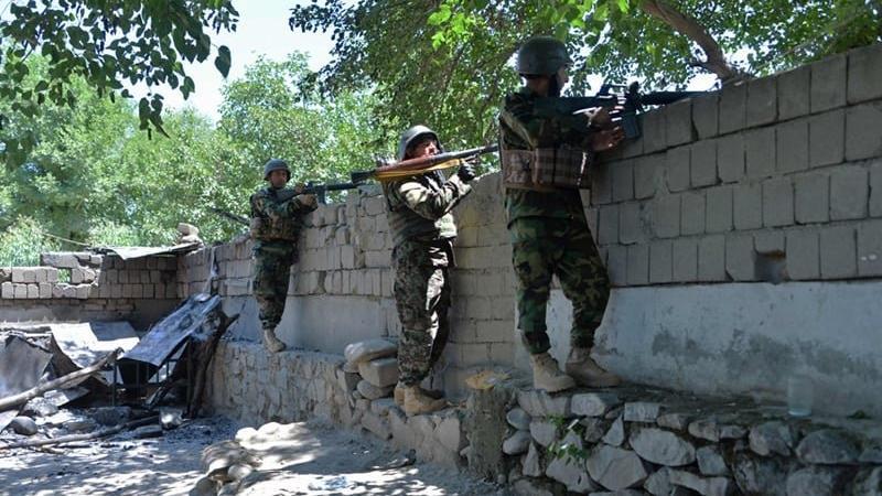 Afganistan'ın son kalesi hala ayakta: Direniş sürüyor