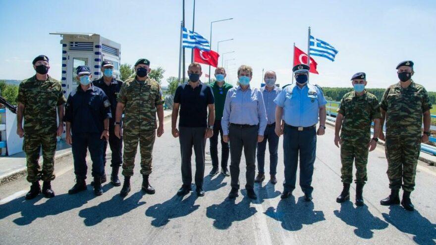 Miçotakis, Türkiye sınırında inceleme yapacak